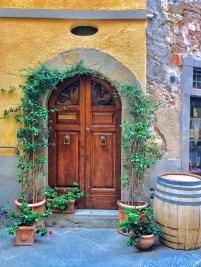 Gorgeous doors everywhere